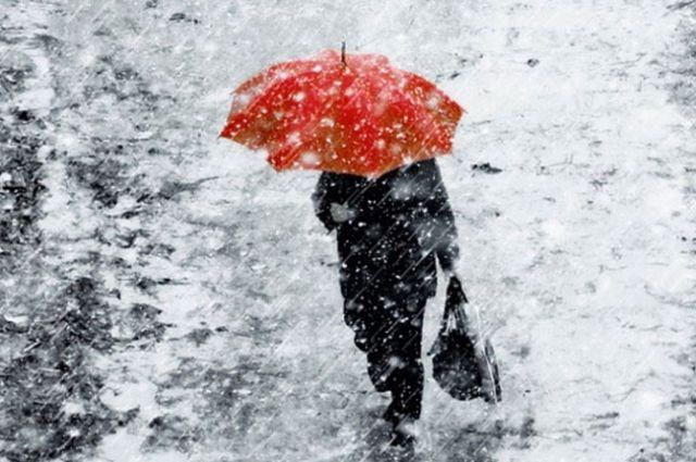 Погода в Югре на 26 ноября: небольшой снег