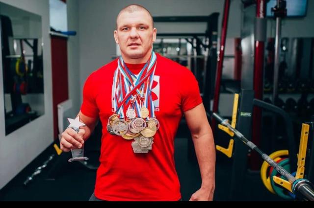 В копилке тарскосалинского спортсмена Никиты Ребро новое достижение