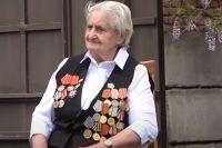 Варвару Петровну на фронте прозвали Чижиком