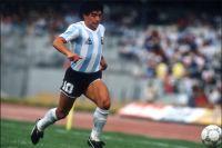 Диего Марадона, 1986 год.