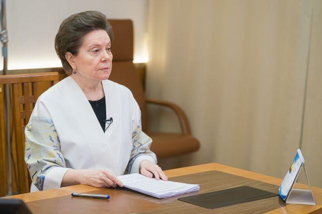 По словам Юрия Важенина, выступление главы региона было содержательным и носило программный характер