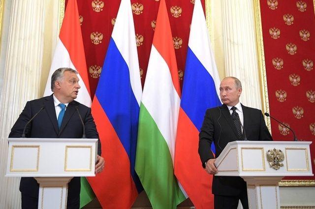 Россия - ключевой партнер Венгрии в области атомной энергетики.