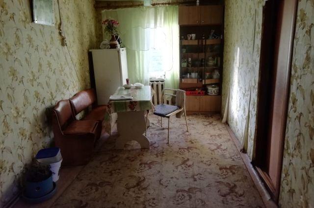 помещение, в котором якобы проживают 158 иностранных граждан