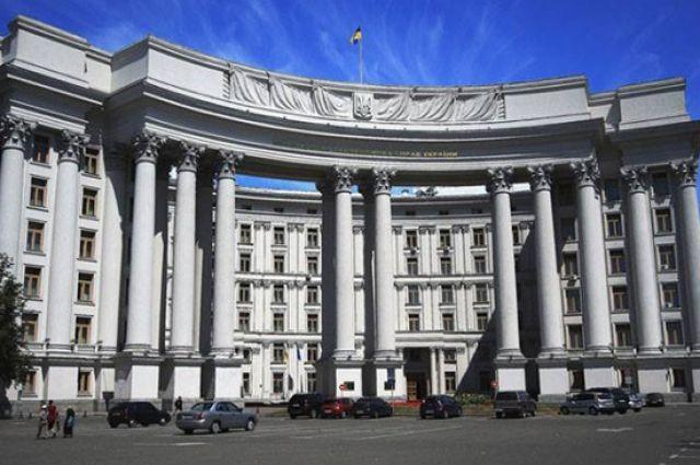 В украинском МИДе отреагировали на ноту Беларуси