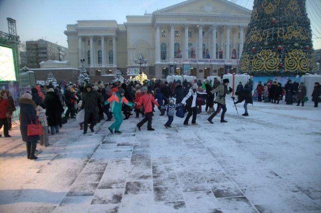 Тюменцев ждут новогодние спектакли и мюзиклы для всей семьи