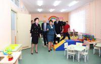 Губернатор лично инспектирует строительство детских садов