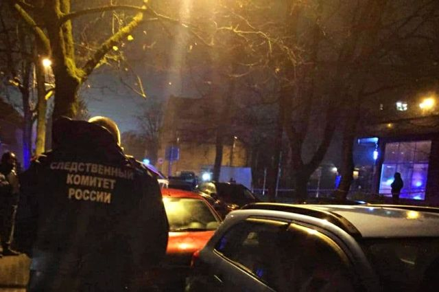 На улице Чернышевского мужчина убил жену и покончил с собой