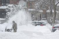 Дорожные работы в Оренбурге остановлены с приходом снегопадов.
