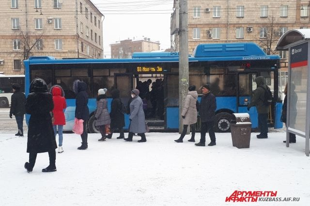 В ближайшее время в Новокузнецк прибудут автобусы супер большой вместимости.