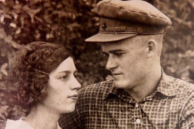 Отто и Ася поженились до войны