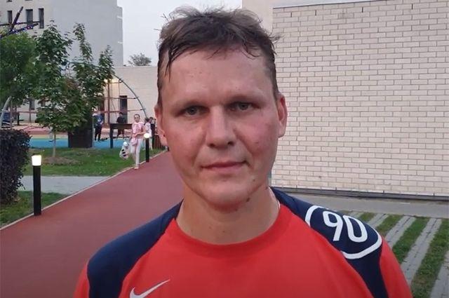 Андрей Соломатин.