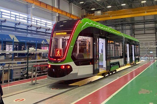 Антон Алиханов пообещал калининградцам новый трамвай