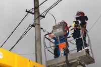 Картина на большинстве энергообъектов мрачная: зашунтированные приводы разъединителей, аппаратов защиты нет.