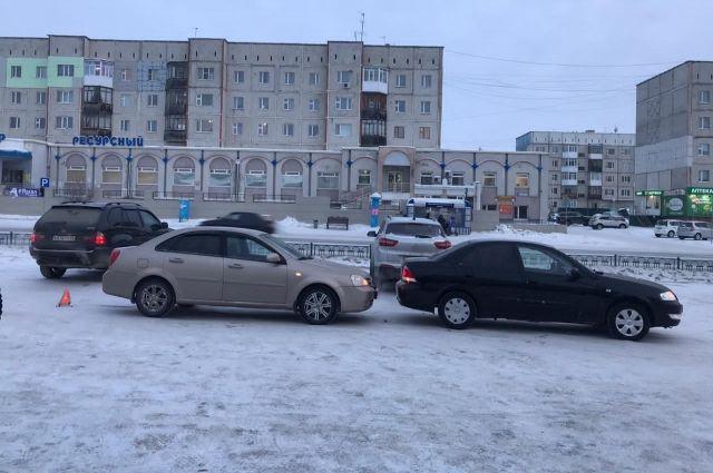 За сутки на дорогах Ямала зарегистрировано восемь ДТП