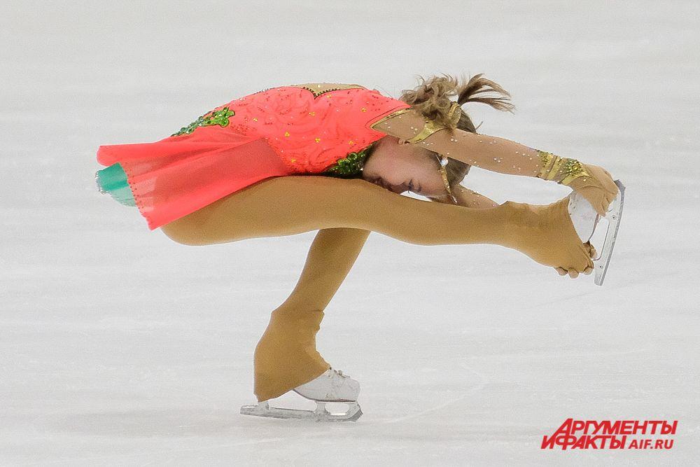 I этап Кубка Пермского края 2020 по фигурному катанию на коньках в Перми.