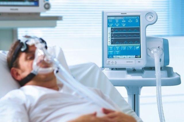 На Львовщине из-за отсутствия света умерли пациенты на аппаратах ИВЛ