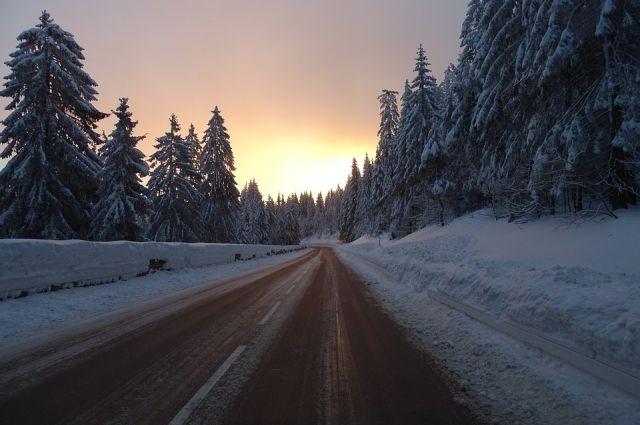 Протяженность дороги — 65 километров