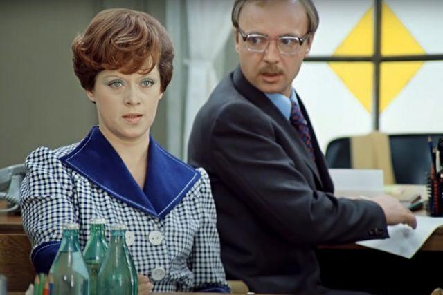 «Служебный роман» – любимый многими фильм Эльдара Рязанова.