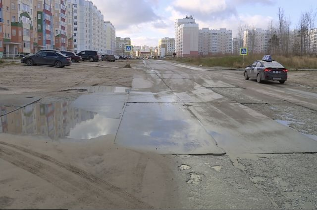 Улица Московкина
