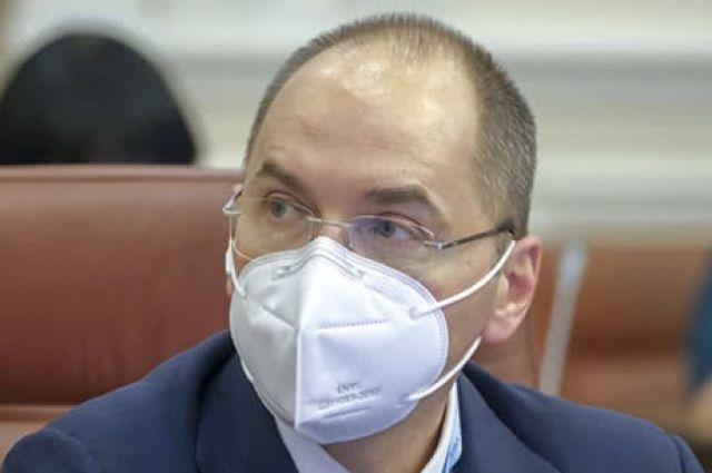 Степанов выступит в Раде с отчетом о коронавирусе