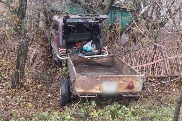 В Харьковской области подросток угнал три автомобиля и трижды попал в ДТП