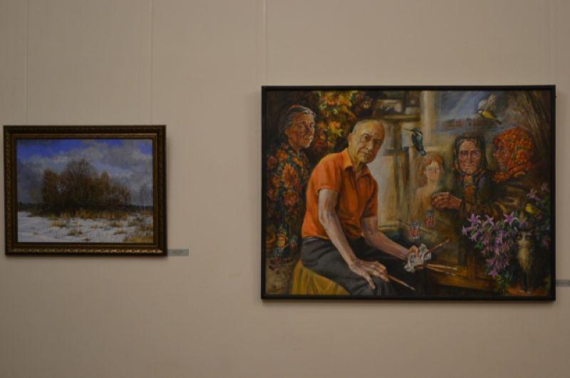 Зрители увидят произведения живописи, скульптуры, графики, предметы декоративно-прикладного искусства, дизайна художников всех поколений (начиная с 1970-х гг.).
