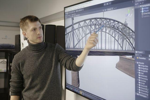 Авторы 3D-модели Ольгинского моста: Это не реконструкция