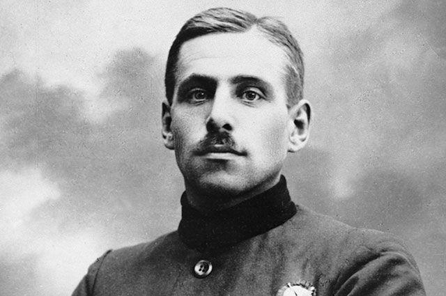Василий Блюхер, 1921 г.