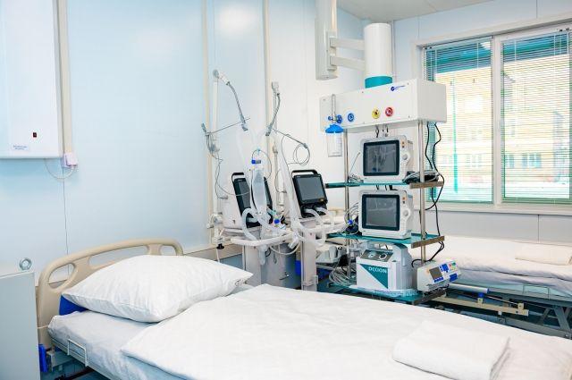 Здесь будут лечить пациентов с внебольничной пневмонией.