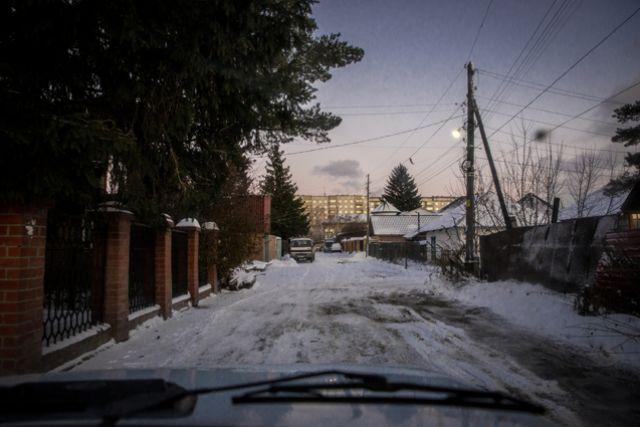 Сегодня, 1 декабря, столбики термометров днем опустятся до 9 градусов мороза днем и до -13 — ночью в областном центре.