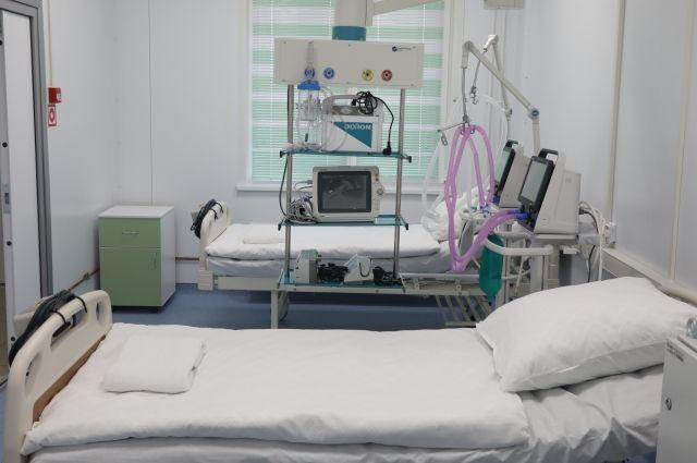 В медцентре смогут лечится до 60 пациентов.