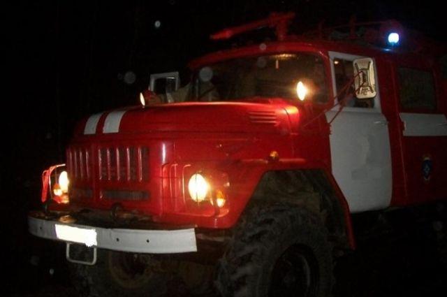 На ул. Краснооктябрьской из-за возгорания газовой смеси эвакуировали людей