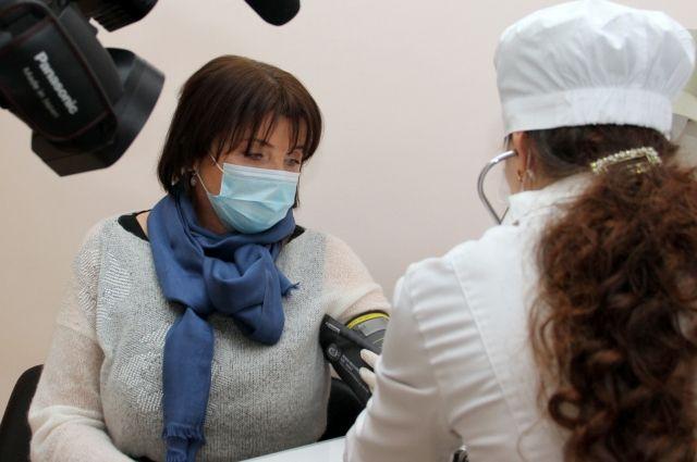 Галина Шарухо примет участие в испытании вакцины от коронавируса