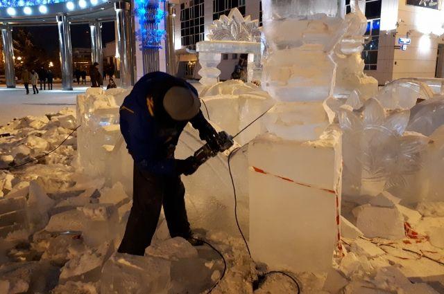В Тюмени выбрали подрядчика для строительства ледового городка