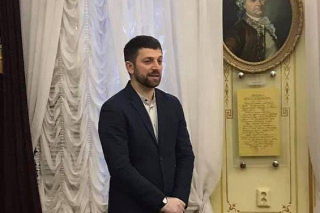 Старейший музей Оренбуржья — Оренбургский губернаторский историко-краеведческий музей возглавил Александр Ушаков.