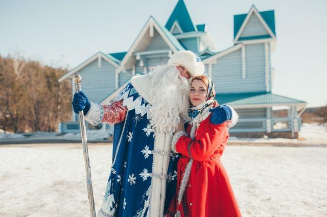 В арамильском «Парк Сказов» 5 декабря пройдет фестиваль «День рождения Урал Мороза»