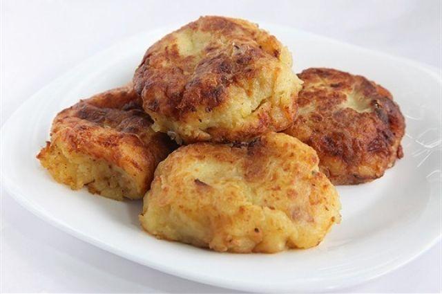 Не только лишь мясо: зразы из картофеля
