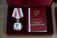 Впервые орден Пирогова получил красноярский врач Максим Пирогов.