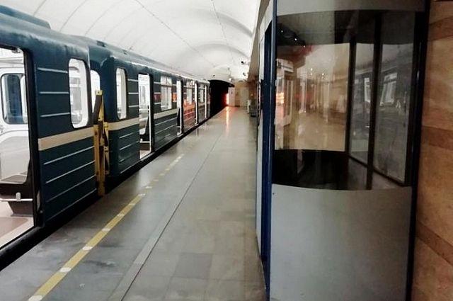 Петербургская подземка перешла на зимний режим работы