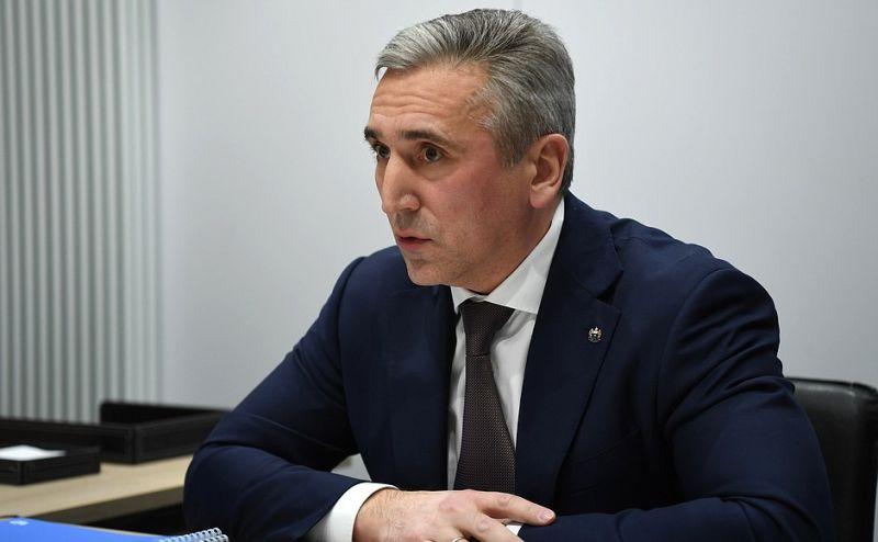 Губернатор Тюменской области Александр Моор.