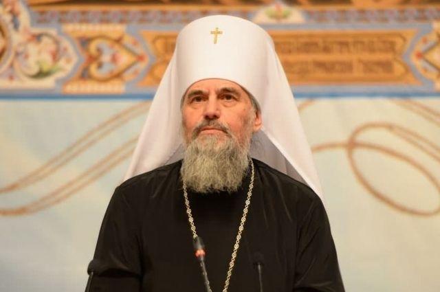 Из-за продолжительной болезни митрополита Вениамина Оренбургскую епархию временно возглавил митрополит Никон.