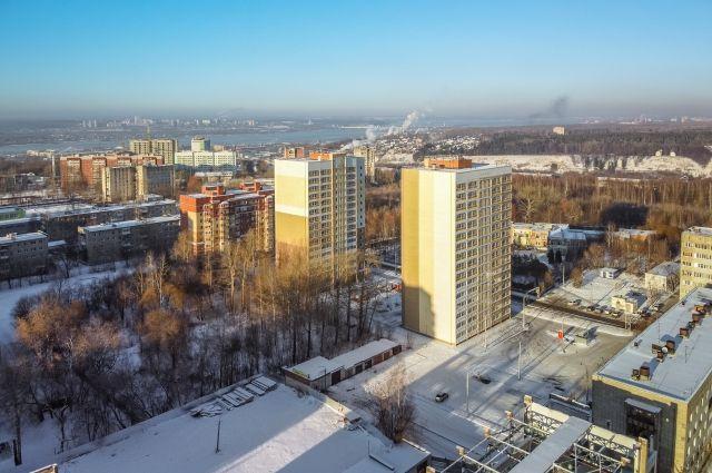 С 14 декабря начинается приёмка квартир и передача ключей счастливым новосёлам дома по ул. Иньвенской, 19.