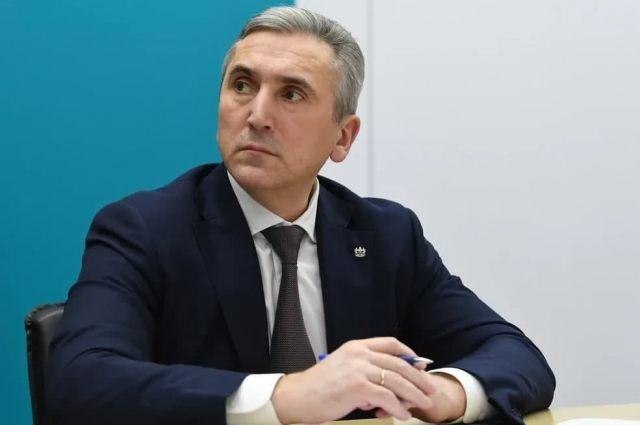 Александр Моор проводит серию рабочих встреч и совещаний в Тобольске