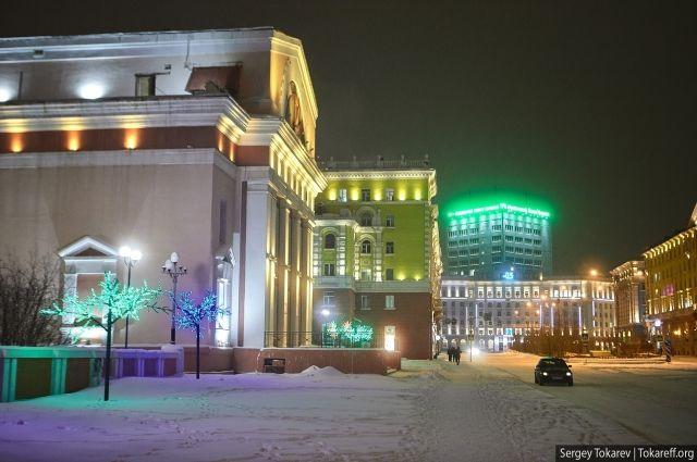 К 2035 году северная столица должна существенно преобразиться.