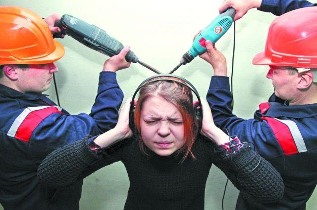 Слушать громкую музыку или просто шуметь можно строго не больше пяти часов в день
