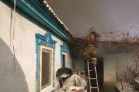 В Новотроицке на пожаре погибли трое малышей.