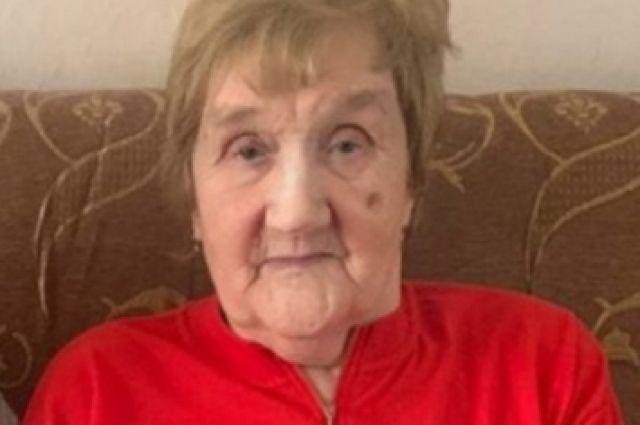Пожилая женщина пропала в июле.