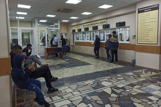 ГИБДД Башкирии напомнила водителям о необходимости поменять права