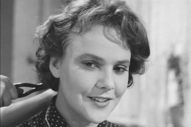 Умерла звезда фильма «Весна на Заречной улице» Нина Иванова.