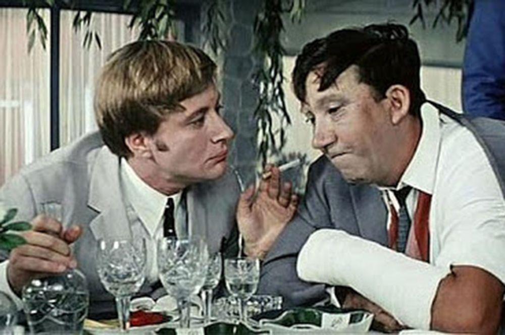 «Бриллиантовая рука», 1968 год.